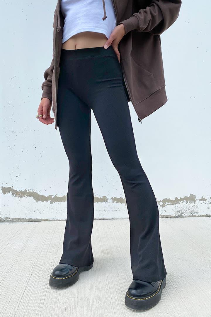 Pantalone a zampa
